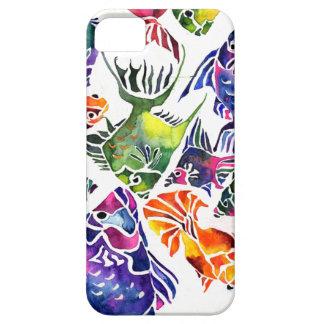 海のより多くの魚 iPhone SE/5/5s ケース
