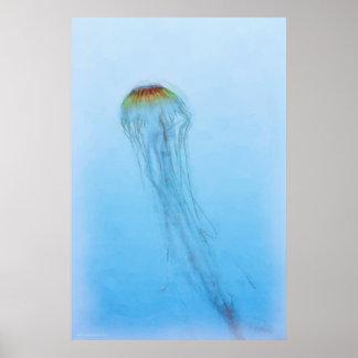 海のイラクサ ポスター