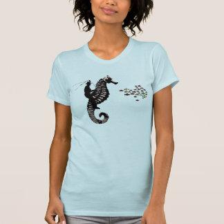 海のカウボーイ Tシャツ