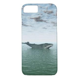 海のクジラ iPhone 8/7ケース