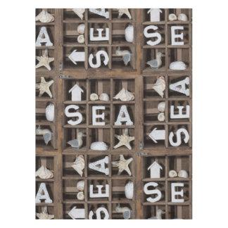 海のコレクション テーブルクロス