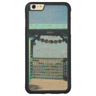 海のチャペル CarvedメープルiPhone 6 PLUSバンパーケース