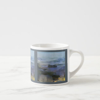 海のテーマのエスプレッソのマグ エスプレッソカップ
