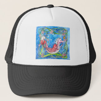 海のドラゴンの探求 キャップ