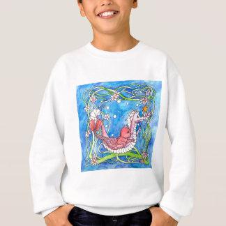 海のドラゴンの探求 スウェットシャツ