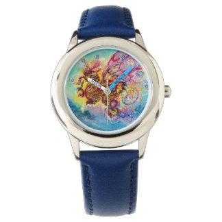 海のドラゴン 腕時計