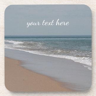 海のビーチおよび波 コースター