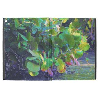 """海のブドウが付いているマングローブの礁湖 iPad PRO 12.9"""" ケース"""