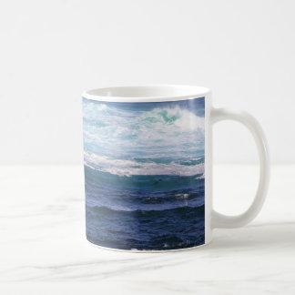 海のマグによって コーヒーマグカップ