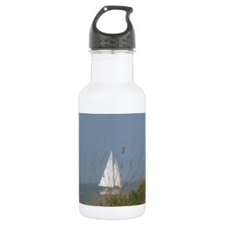 海のヨット ウォーターボトル