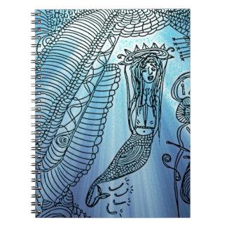 海の下 ノートブック