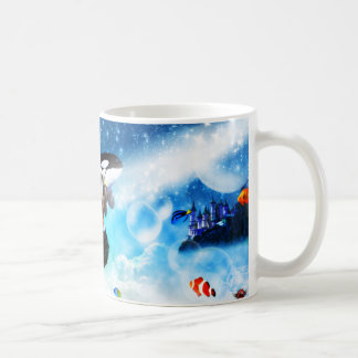 海の世界のマグ コーヒーマグカップ