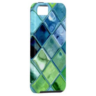 海の元のデジタル芸術のSmartphoneの場合を開けて下さい iPhone SE/5/5s ケース