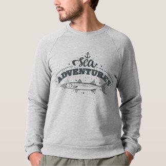 海の冒険 スウェットシャツ