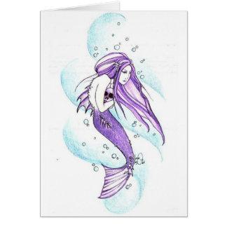 海の冷たい主婦 カード