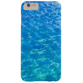 海の反射の水彩画 BARELY THERE iPhone 6 PLUS ケース