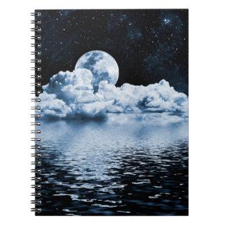 海の夢の宇宙のノート ノートブック