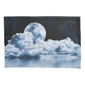 海の夢の宇宙(1つの側面)の枕カバー 枕カバー