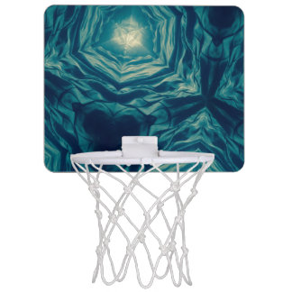 海の夢 ミニバスケットボールネット