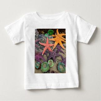 海の宝石 ベビーTシャツ