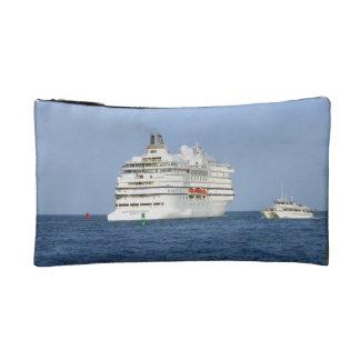 海の小さい巡航の運行 コスメティックバッグ