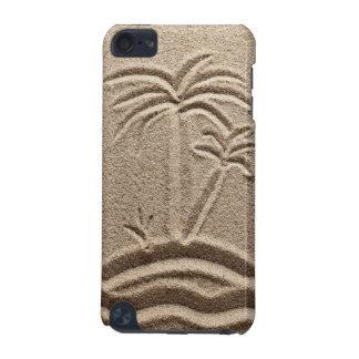 海の島のビーチの砂ipod touch 5g iPod touch 5G ケース