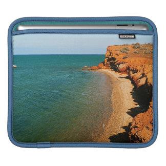 海の崖のiPad 2/3の袖 iPadスリーブ
