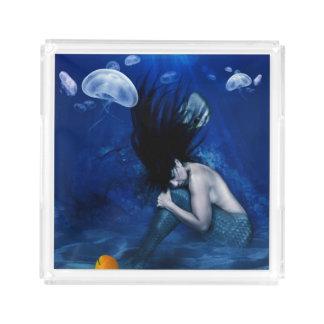 海の底で眠っている人魚 アクリルトレー