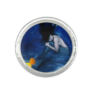 海の底で眠っている人魚 指輪