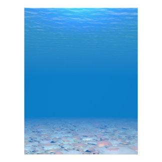 海の底 チラシ