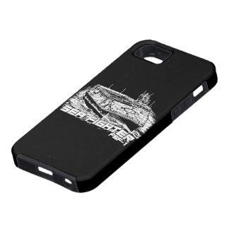 海の戦闘機のiPhone 5/5Sの場合 iPhone SE/5/5s ケース