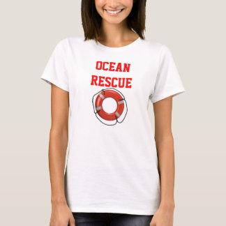 海の救助 Tシャツ
