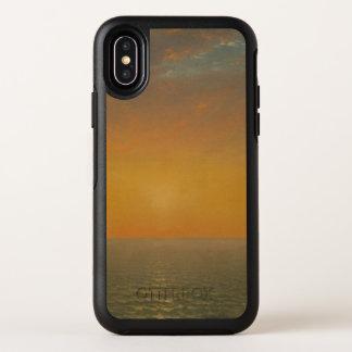 海の日没 オッターボックスシンメトリー iPhone X ケース