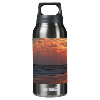 海の日没-カシの島、NC 断熱ウォーターボトル
