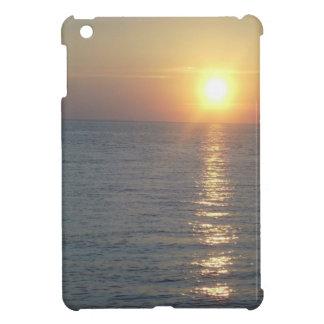 海の日没Iのパッドの小型カバー iPad MINIケース