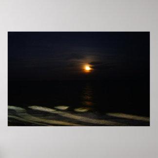 海の月光 ポスター