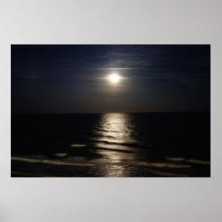 海の月 ポスター