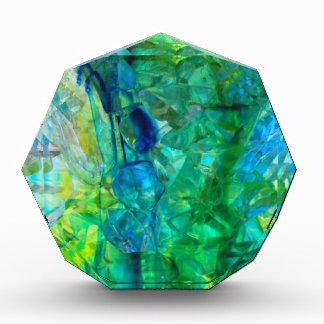 海の水晶2 表彰盾
