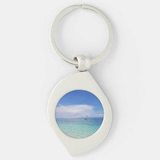 海の渦巻Keychain キーホルダー