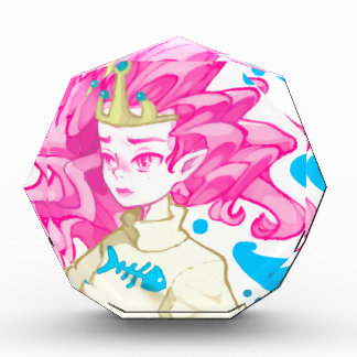 海の王女 表彰盾