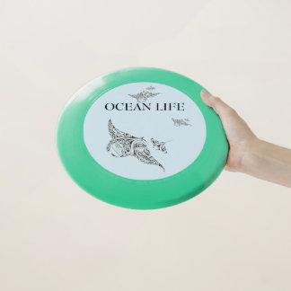 海の生命マンタ光線2 Wham-Oフリスビー