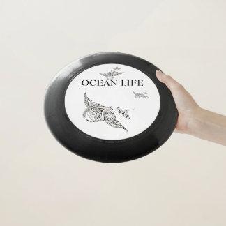 海の生命マンタ光線3 Wham-Oフリスビー