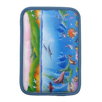 海の生命: 惑星を救って下さい: iPad Miniスリーブ