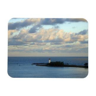 海の眺めII マグネット