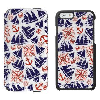 海の航海 INCIPIO WATSON™ iPhone 5 財布型ケース