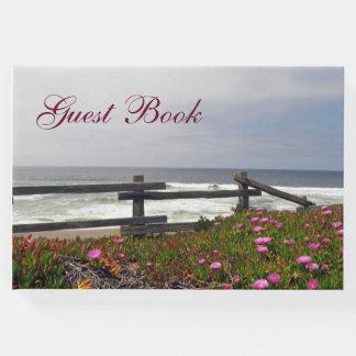 海の花の来客名簿 ゲストブック