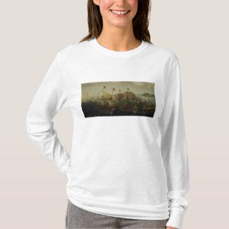 海の行為、多分カディス1596年の戦い Tシャツ