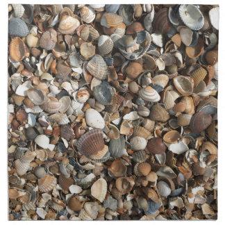 海の貝 ナプキンクロス