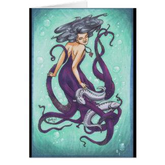 海の魔法使いカード(中ブランク) カード