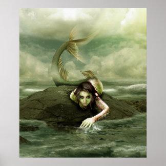 海の魔法使い ポスター